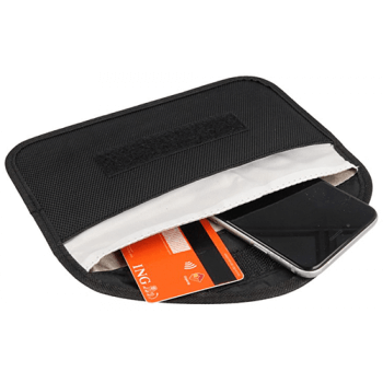 Shielding pouch small 100 x 190 mm